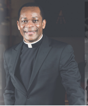 Father Maurice Emelu  priest in the Catholic Diocese of Orlu in Nigeria & Founder of Gratia Vobis Ministries, Inc.