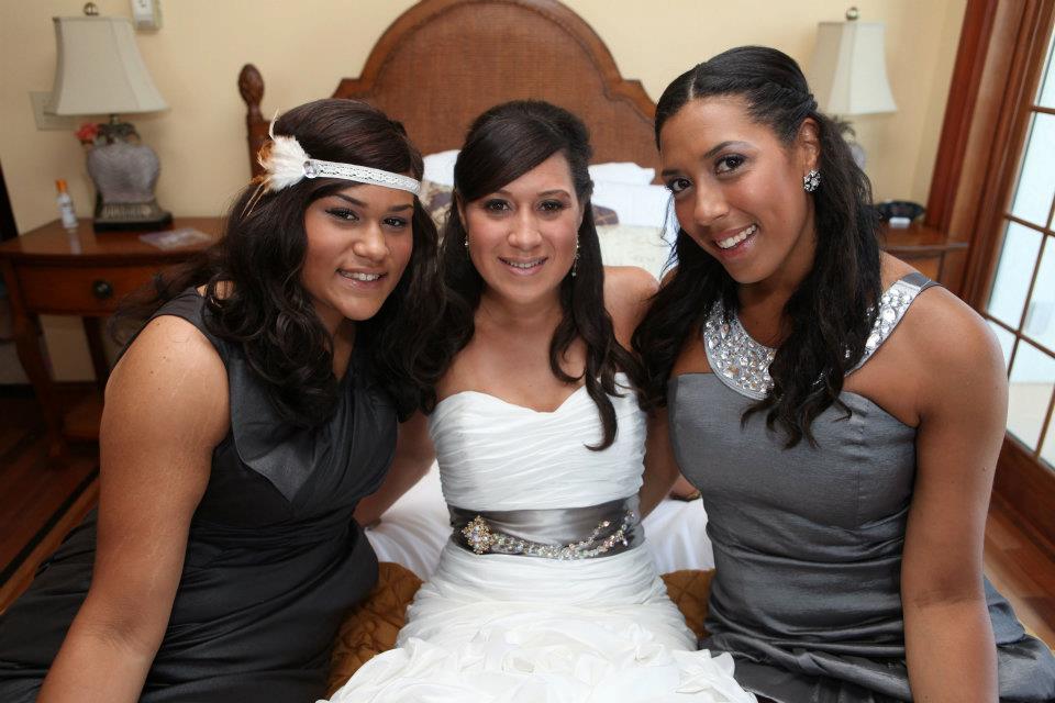 Mary, Jahneva & Ilalee