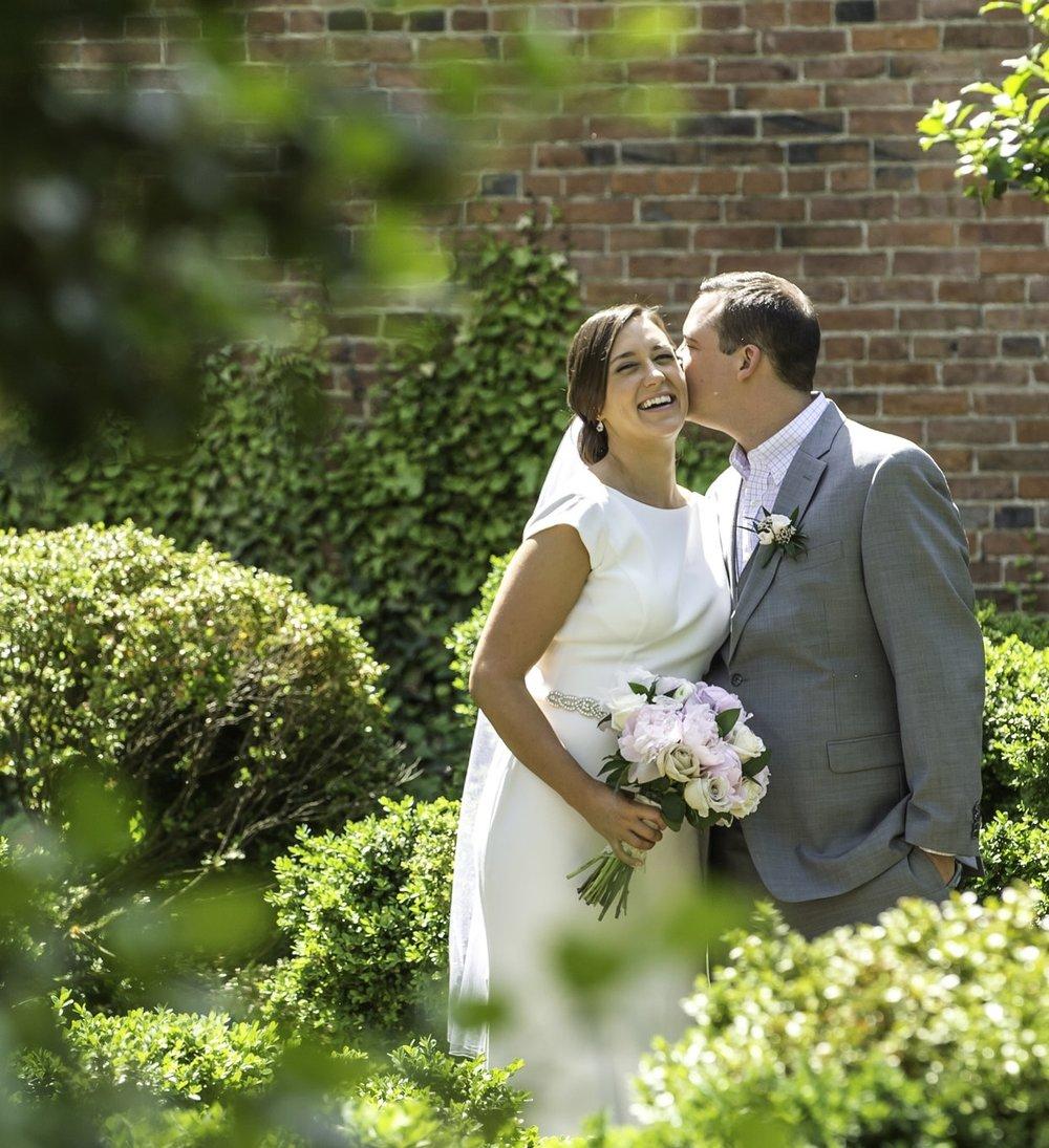 Abby Cala + Mike Fry wedding