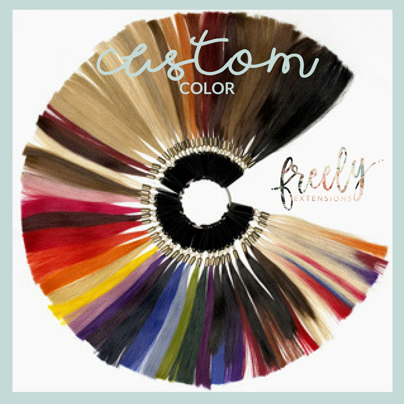Have your Freely's custom colored. Click for more information!