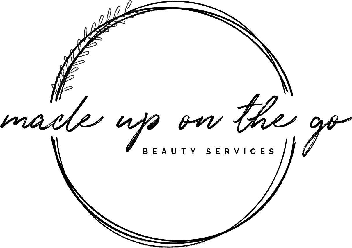 Made Up On The Go Beauty Services: Bridal Hair, Skin + Makeup