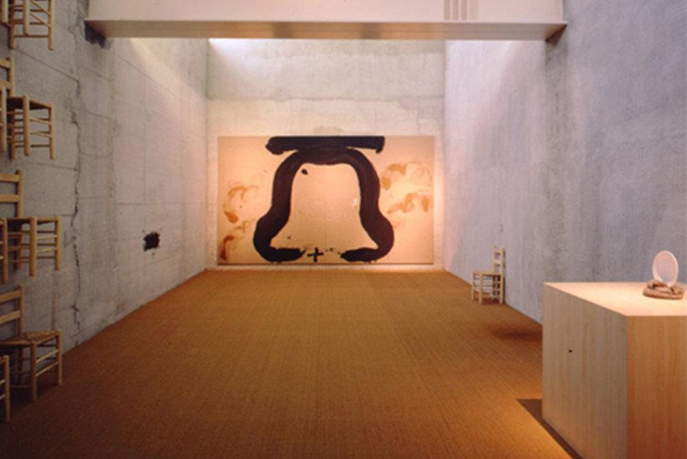 Antoni Tàpies, Reflection Room, 1996