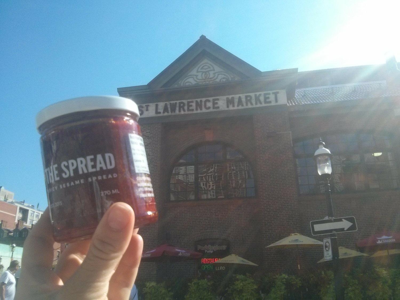 St Lawrence Market Urban Fresh Produce 92 95 Front E Toronto ON