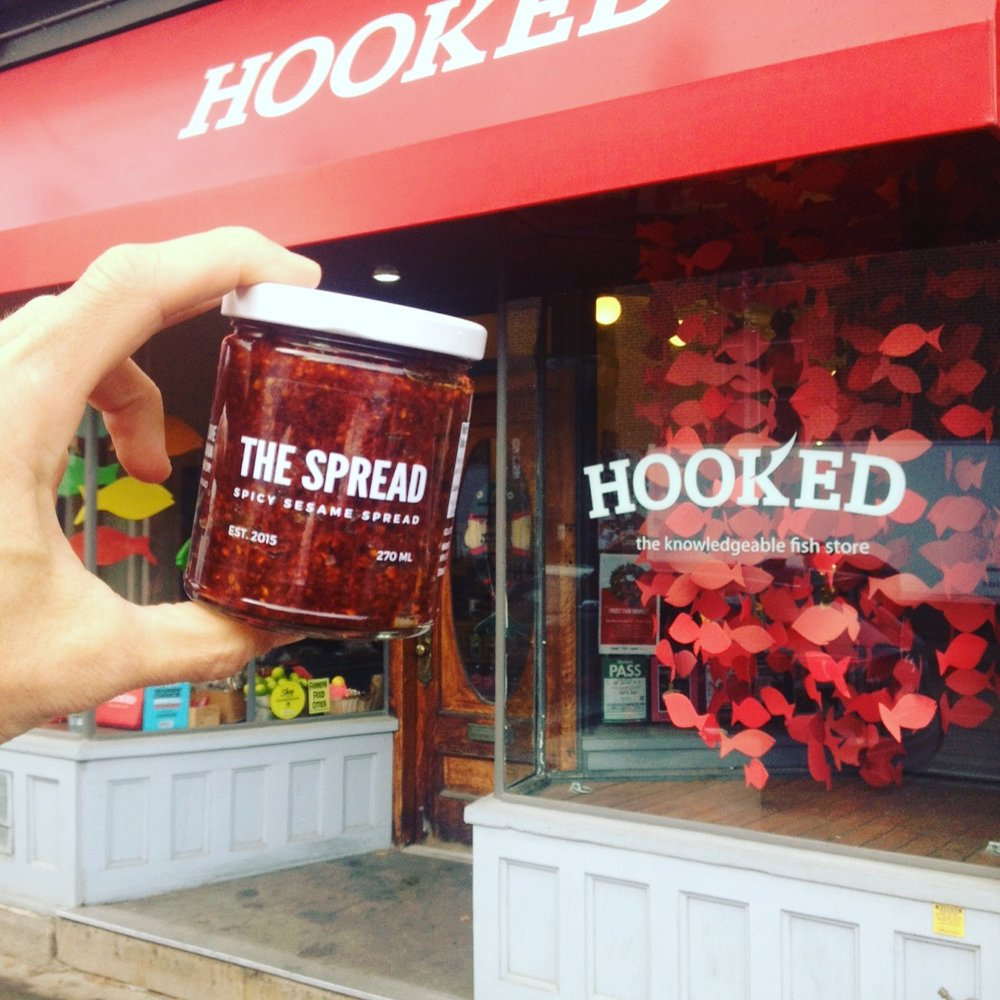 Hooked Inc. 888 Queen St E Toronto, ON M4M 1J3 416 821 1861 1246 Danforth Ave Toronto, ON M4J 1M6 416 462 3222