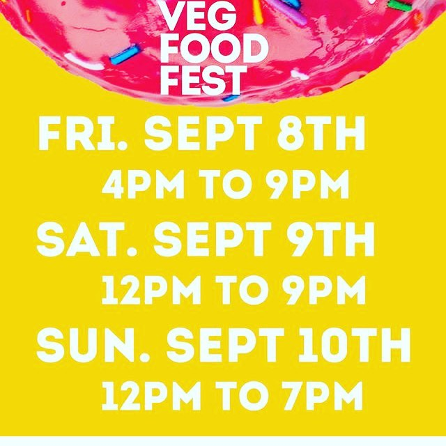 Missing your two favourite Spreadheads? Need to fill your life full of delicious veggies after a summer of indulgence?  Come down and visit this weekend at @harbourfrontcentre for @vegfoodfest - we'll be slinging good eats and great vibes by the water. 🔥👋🏻👨🏻‍🍳 #spreadheads  #itswhatyouwant #hotsauceoneverything  #veggies  #glutenfree #vegan  #torontovegan  #torontoveggies  #arbols #guajillo