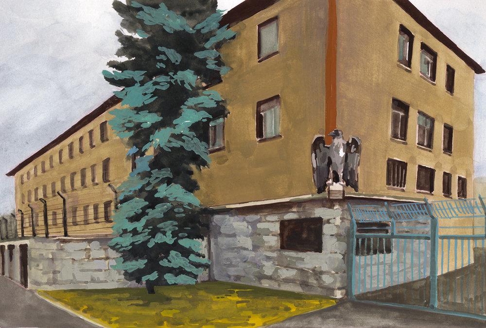 Norde Kaserne, Würzburg
