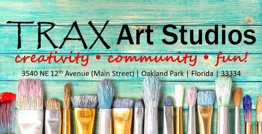 Welcome to TRAX Art Studios!