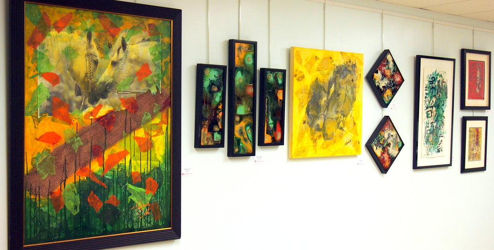 ART PASSION Show at TRAX
