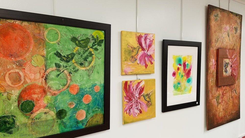 Sneak Peek of artworks by Tatiana Cast