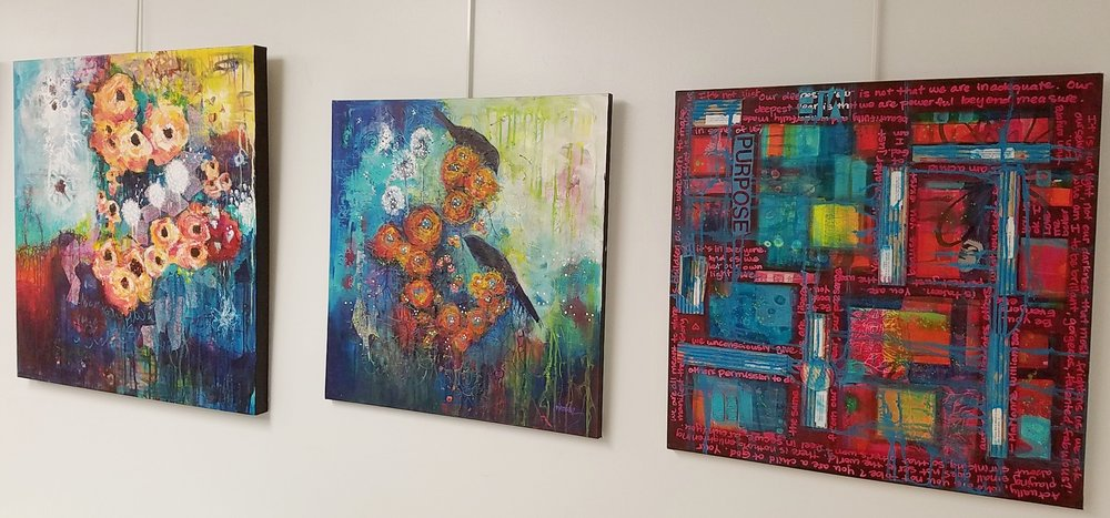 Sneak Peek of artworks by Heather Neiman