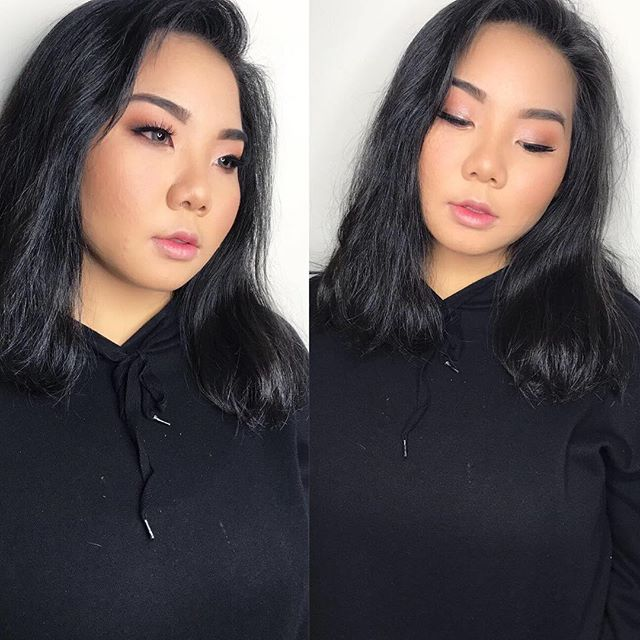 Check out @imairianavang Transformation. 🖤 SWIPE TO SEE THE BEFORE 👉🏾👉🏾 I had so much fun cleaning and shaping Airiana's brows, as well as doing her makeup. 😍 . . #browstransformation #beforeandaftermakeup #hleemouaartistry #goodmorningbeautiful #goodmorningpost #beautytransformation #makeuptransformation #atlantamakeupartist #atlmakeupartist #kbeauty #kbeautyaddict #asianbeauty #glowup #glowupchallenge #asianmakeup #bridalmakeupartist #bridalmakeup #browsonfleek #browshaping #browshaping #kajabeauty #fentybeauty #meltcosmetics #makeupforever