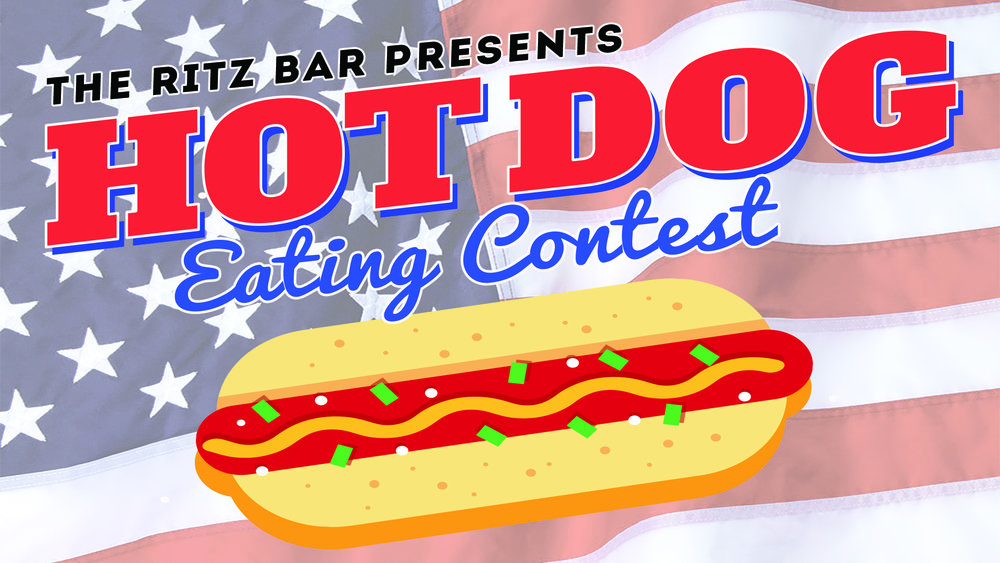 3rd Annual Hot Dog Eating Contest