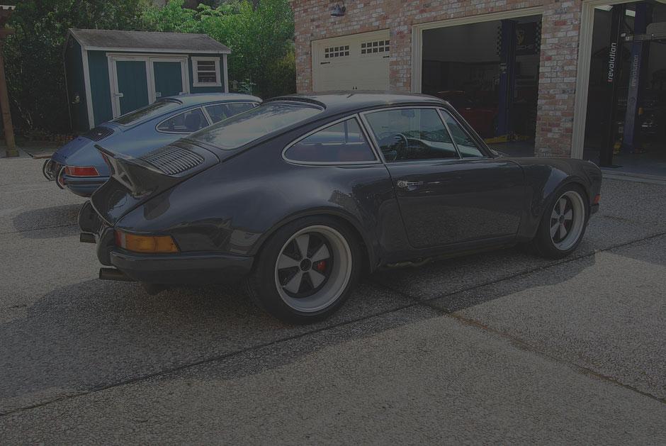 Porsche 911 Tribute