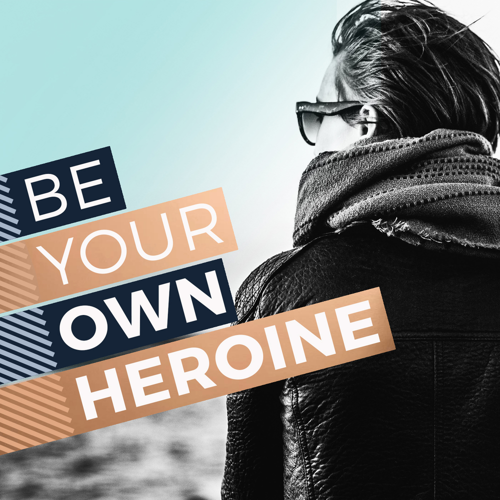 iTunes Stitcher Using another podcatcher, http://beyourownheroine.libsyn.com/rss