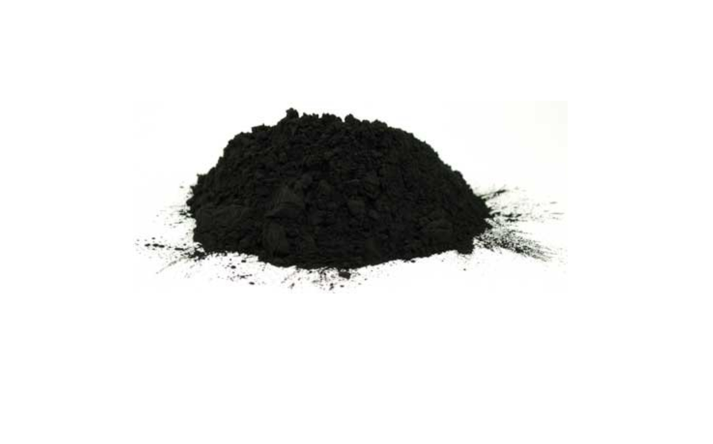Activated Charcoal Powder.