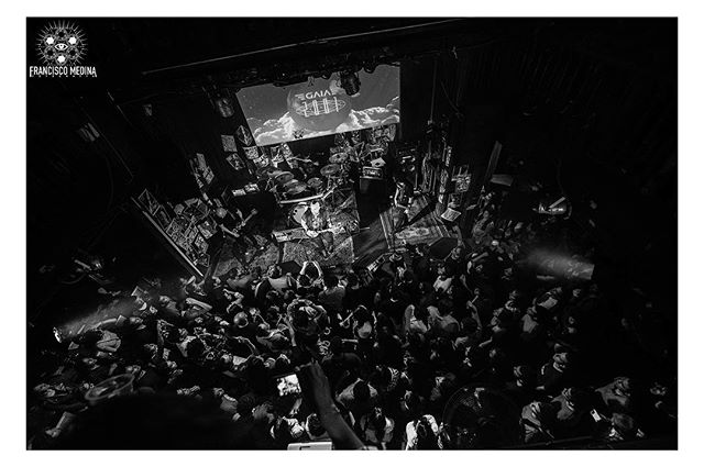 Presentación Años Luz. Foto: @fmedinaeff