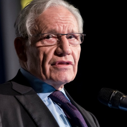 Bob Woodward - Award-winning Investigative Journalist