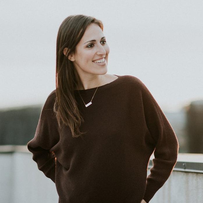 Amanda Slavin - Women in the Workplace Activist