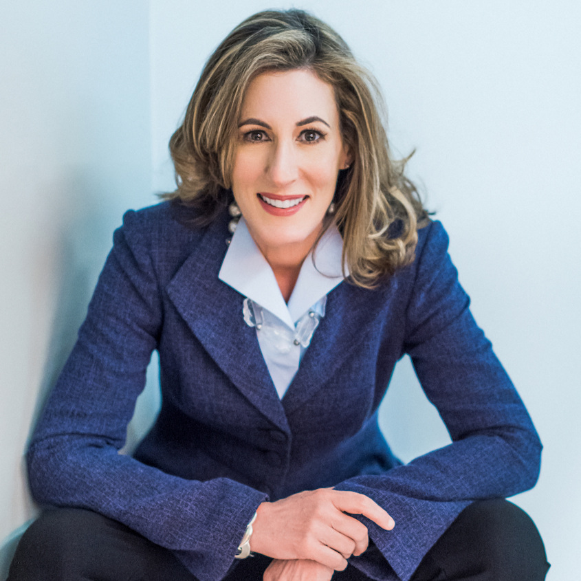 Mary Abbajay - Co-founder & President of Careerstone Group; Best-selling Author