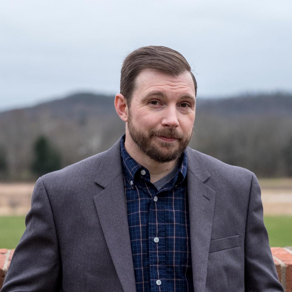 Nick Mullins - Environmental Blogger