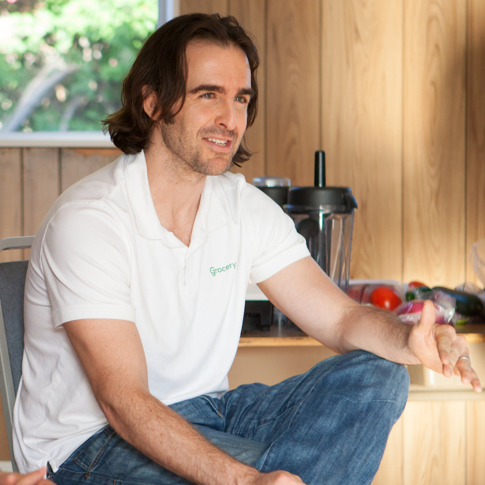 Sam Polk - Food Deserts Activist