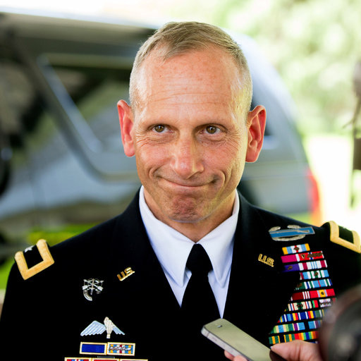 Donald Bolduc - Former Commander, Special Operations Command Africa