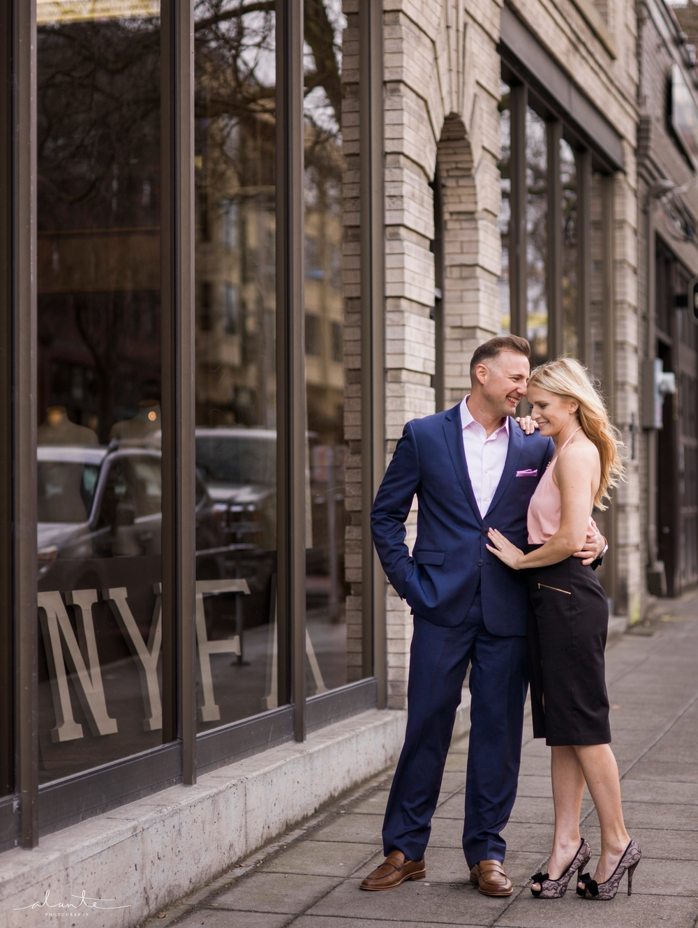 http://www.alantephotography.com | Ballard Engagement Session | Alante Photography