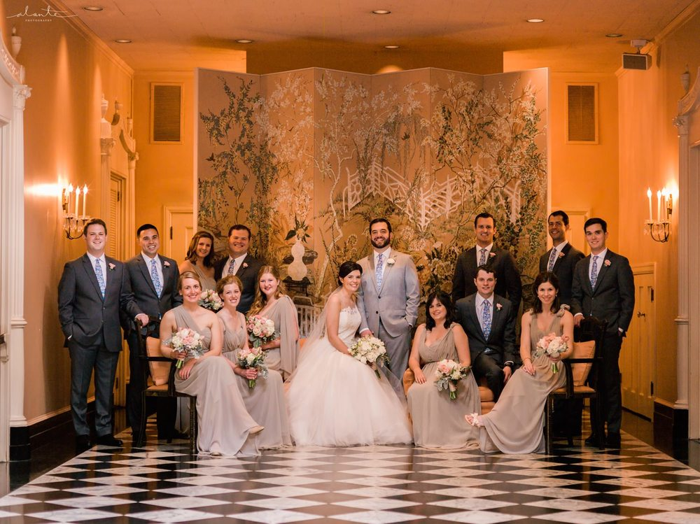 Wedding at The Sunset Club by Alante Photography http://www.alantephotography.com