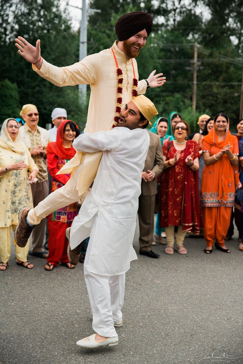 Sikh Indian Wedding Milni Photography by Alante Photography http://www.alantephotography.com