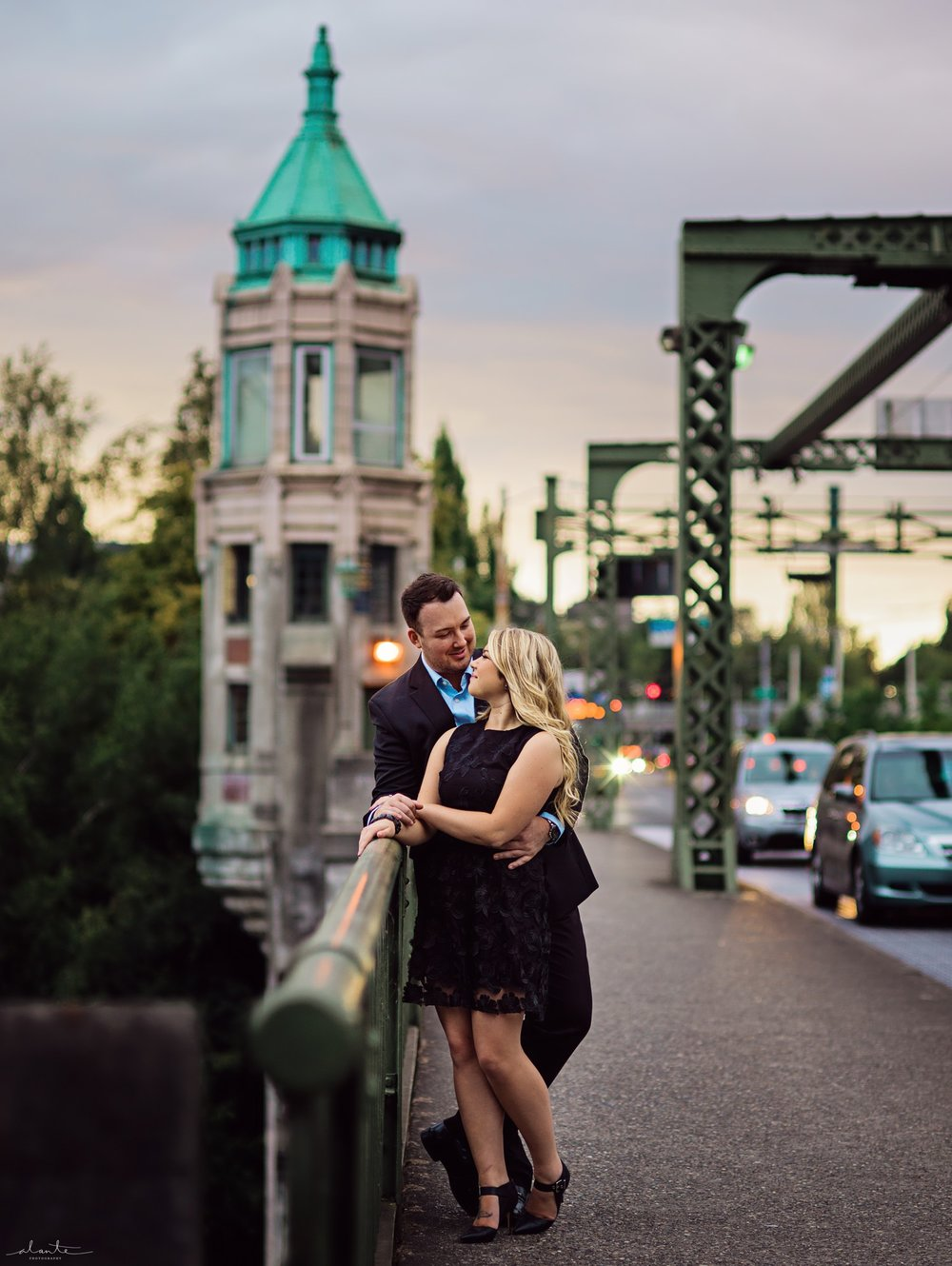 European Inspired Seattle Engagement with Alante Photography | www.alantephotography.com