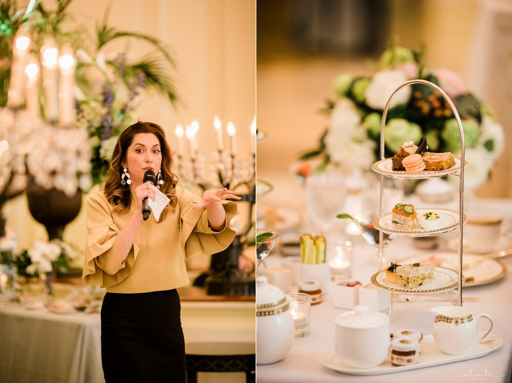 The Invisible Hostess seattle wedding expert