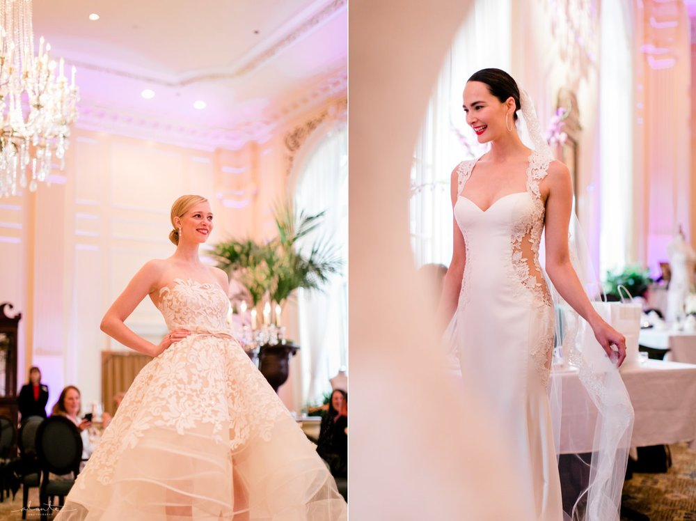 Wedding dress with cutouts bodycon by Luly Yang