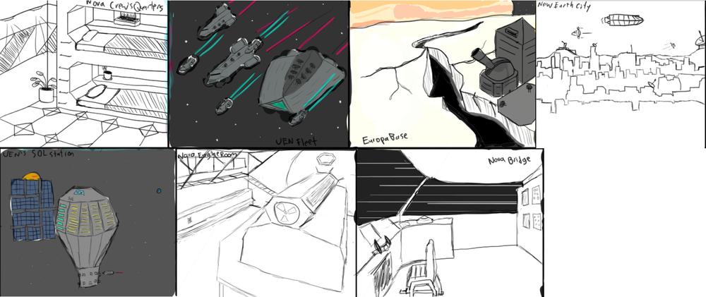 7 Environmental Sketches.png