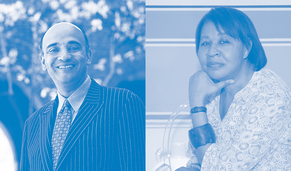 Kwame Anthony Appiah, Jamaica Kincaid