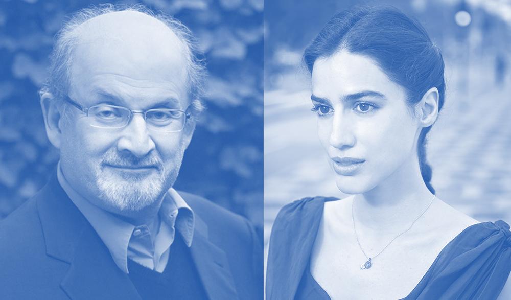 Salman Rushdie, Lila Azam Zanganeh
