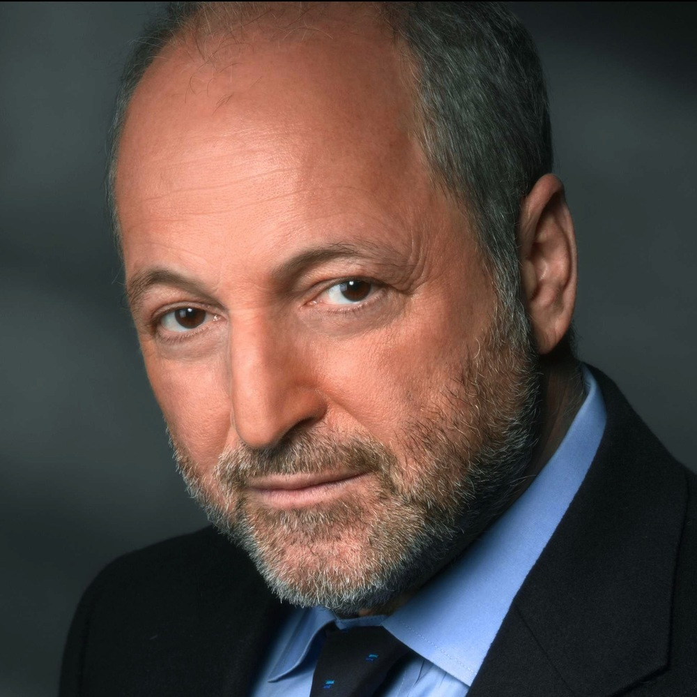 Photo of André Aciman by Sigrid Estrada