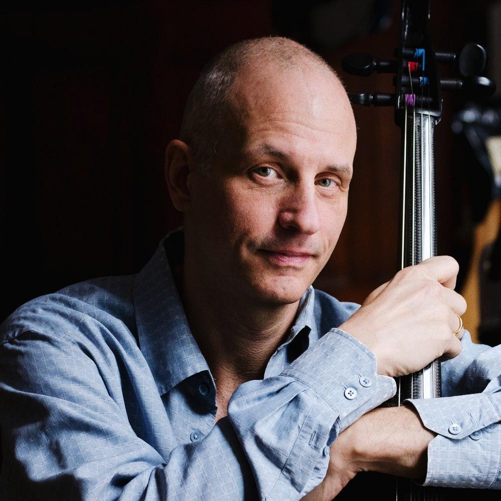Photo of Erik Friedlander by Angelo Merendino