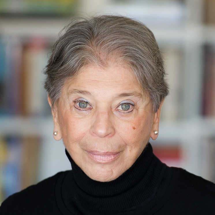 Photo of Vivian Gornick by Mitchell Bach