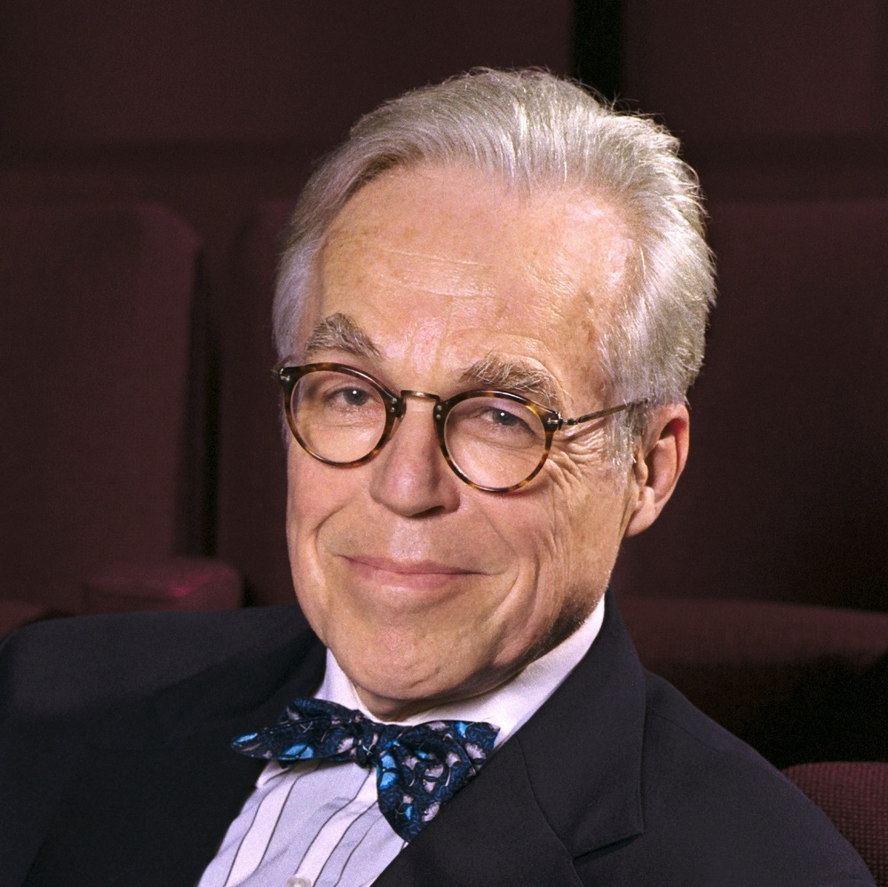 Photo of John Guare by Paul Kolnik