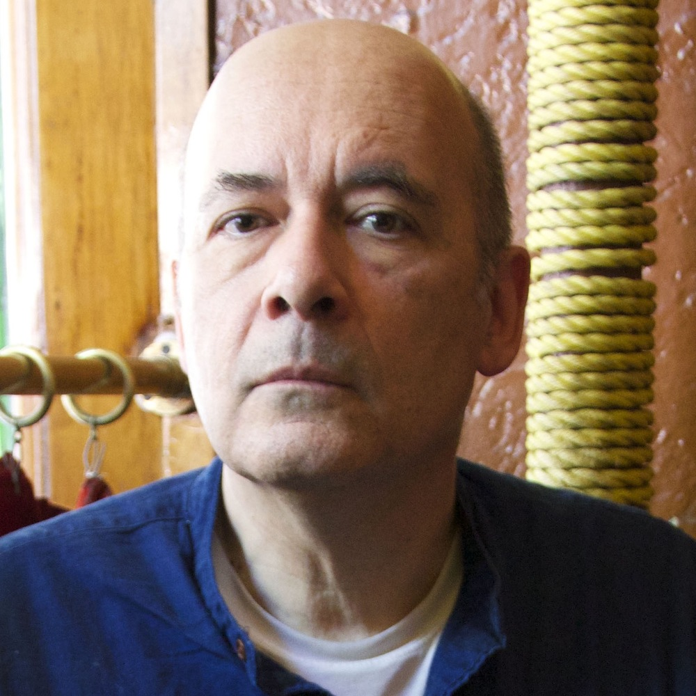 Photo of Luc Sante by Laura Levine