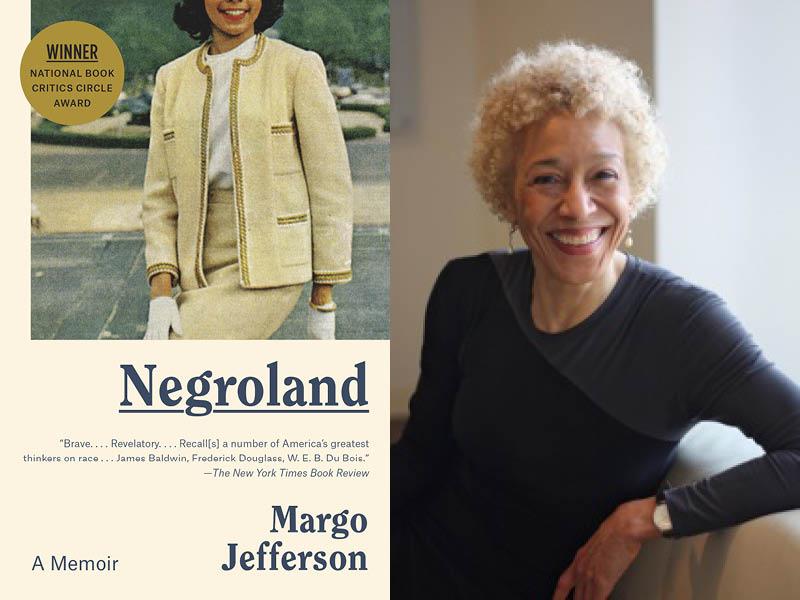 Cover for  Negroland / Margo Jefferson