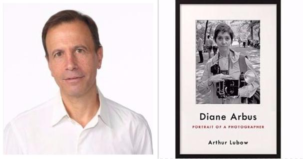 Arthur Lubow / Cover for  Diane Arbus
