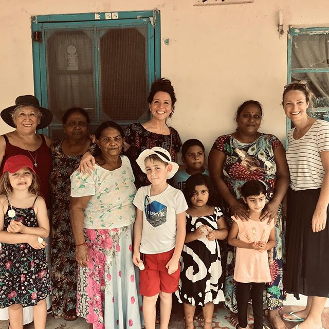 Fiji miracle update: Today we walked the streets, prayed for people, invited them to the revival night tonight, and finished the afternoon praying for the sick at the hospital.  The picture of all the women is a group we met who got healed of knee pain, leg pain, pain in the arms, and got radically touched by the presence of God and received emotional healing.  All were Hindu who gave their lives to Jesus! The young girl at the hospital has cancer and could not talk and hardly breathe when we entered her room.  She is Muslim and her husband is Christian.  We prayed for her after she saw the older woman who shared a room with her who suffered with heart issues and no ability to talk get healed and receive Jesus.  Her daughter received Jesus as well! Peace filled the room.  She received prayer, God healed her back, and she ended up being able to take the oxygen mask off and receive Jesus as her Saviour.  We all praised Jesus together in that hospital room and celebrated as they were ecstatic to feel the love of Jesus and enter into relationship with Him! It's only day 2, and so much more to come.  Thank you @pioneerministry for faithfully answering the call of God to come and minister to the beautiful nation of Fiji! #Godisonthemove