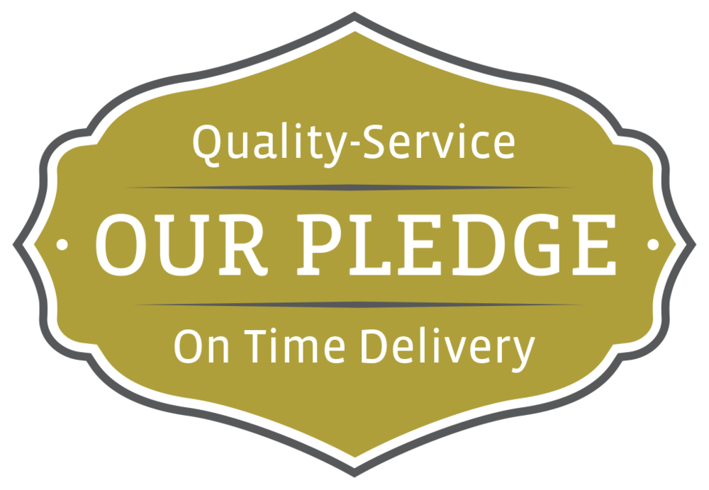 QualityService - Our Pledge - On Time Delivery
