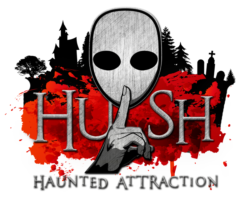 HUSH Haunted House