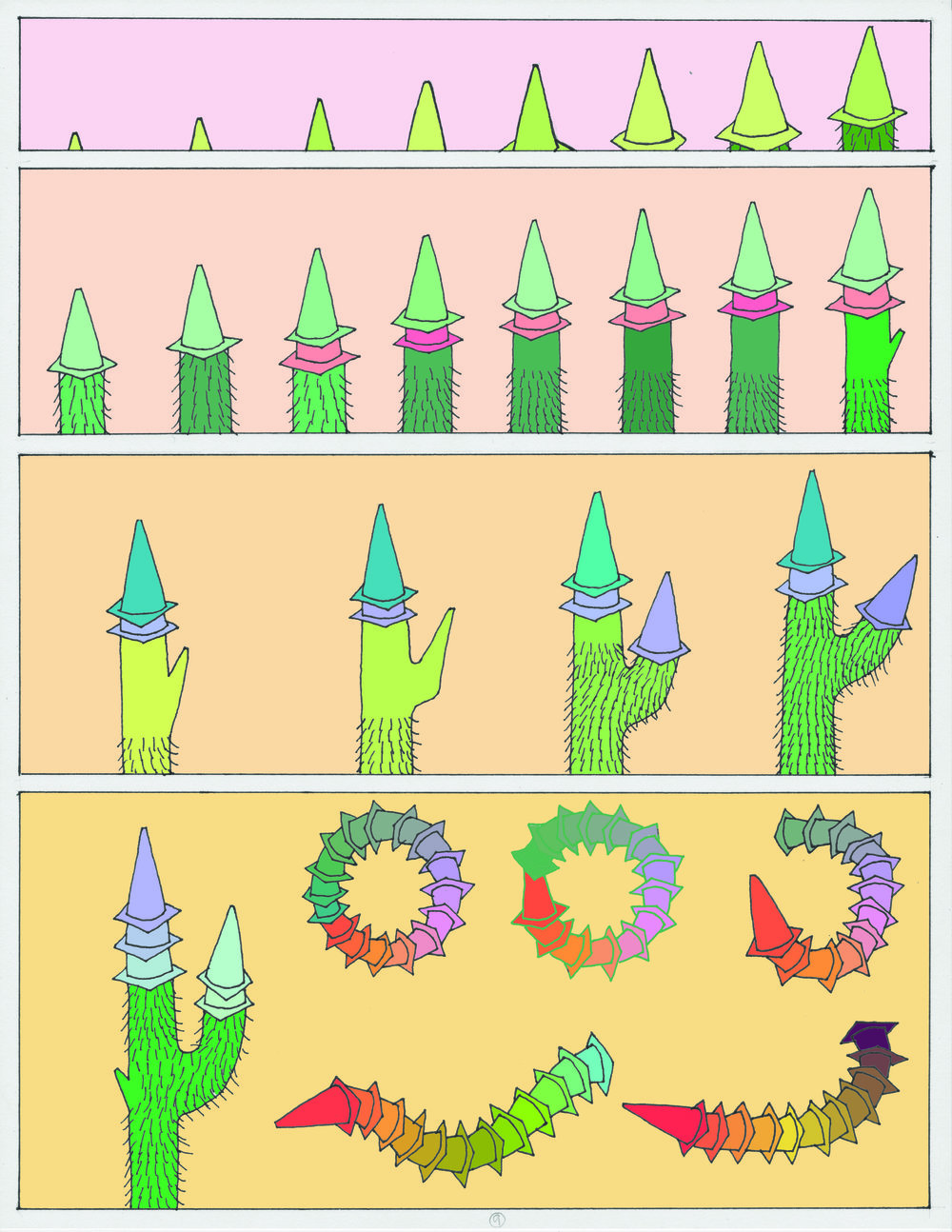 Page 9 - Coneworms Growing