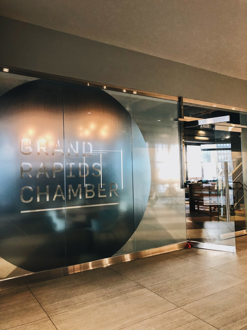 Welcome to the Grand Rapids Chamber of Commerce.