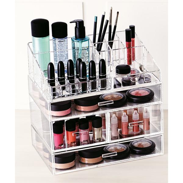 10 Storage Ideas for your Makeup — Lifestyle Basics