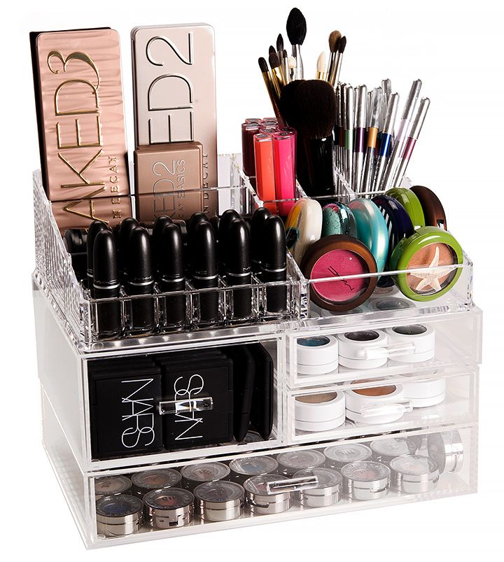 makeup9.jpg  sc 1 st  Lifestyle Basics & 10 Storage Ideas for your Makeup u2014 Lifestyle Basics