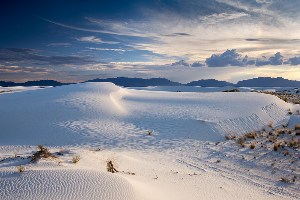 Ever-Changing White Sands Nat. Monument